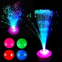 Centro De Mesa Fibra Optica Led Multicolor ¡super Elegante!