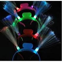 Diademas Led Fibra Óptica,hielos Led /bodas,fiestas,vv4