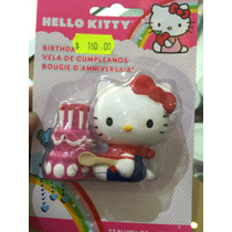 Hello Kitty Vela Pastel Wilton 6x6cm