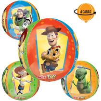 Globo Toy Story Paquete 3 Pzas Medida Orbz Para Helio