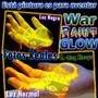 Pintura Glow Party Corporal Neon Fluorescente Body Paint