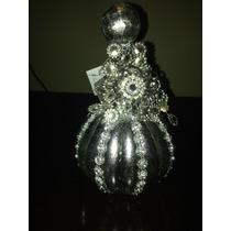 Botella Decorativa Tipo Perfumero