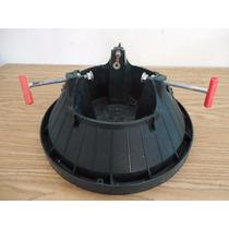 Sosten Tubo O Base Arbol Navidad Natural E410