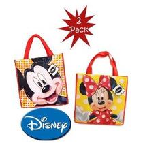 Disney Mickey Y Minnie Mouse Set De Asas Reutilizable