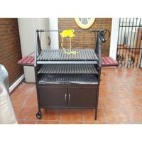 Asadores Para Carne, Asado Tipo Parrilla Argentino