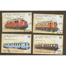 Ferrocarriles Sahara Occ Africa 1992 Africa