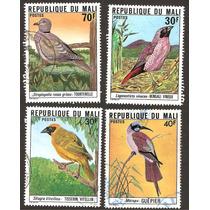 República De Mali En Africa Aves Fauna Vbf