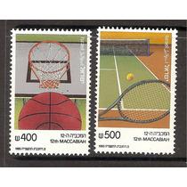 Israel Deportes, Basketbol Y Tenis
