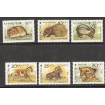 Kazahstan 1993 Fauna Nuevas