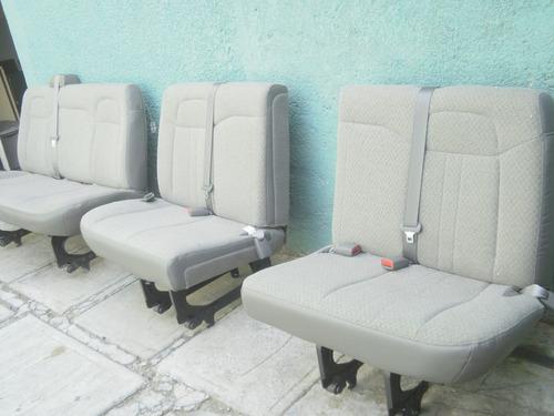 Asiento O Banca Original Express Van Nuevecita Y Club Wagon