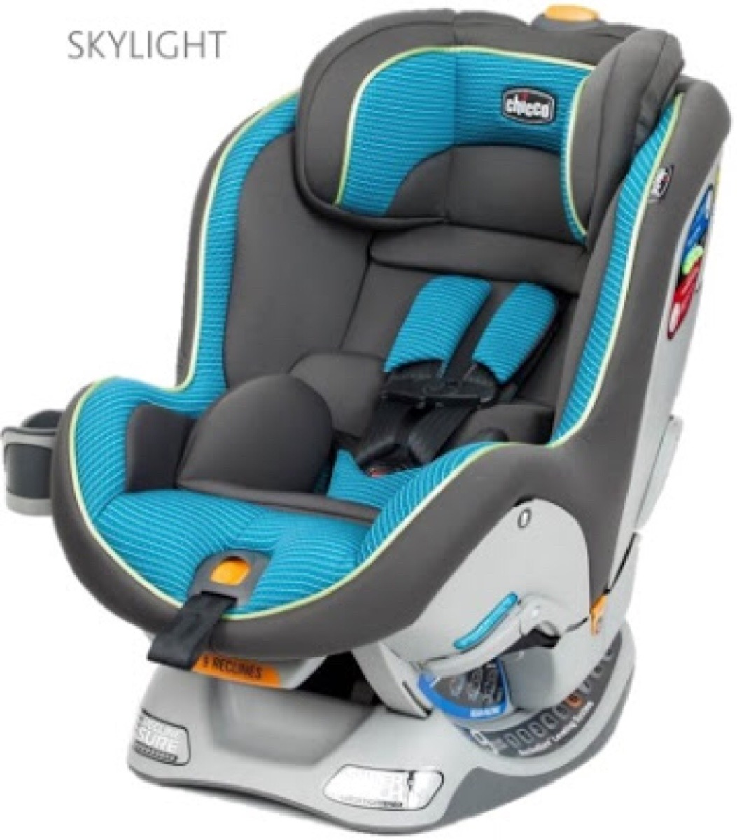 Asiento para auto de bebe portabebe reclinable chicco fit for Asientos para bebes para autos