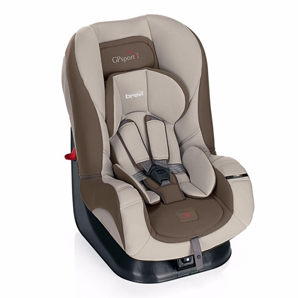 asiento silla para bebe auto portabebe brevi 5