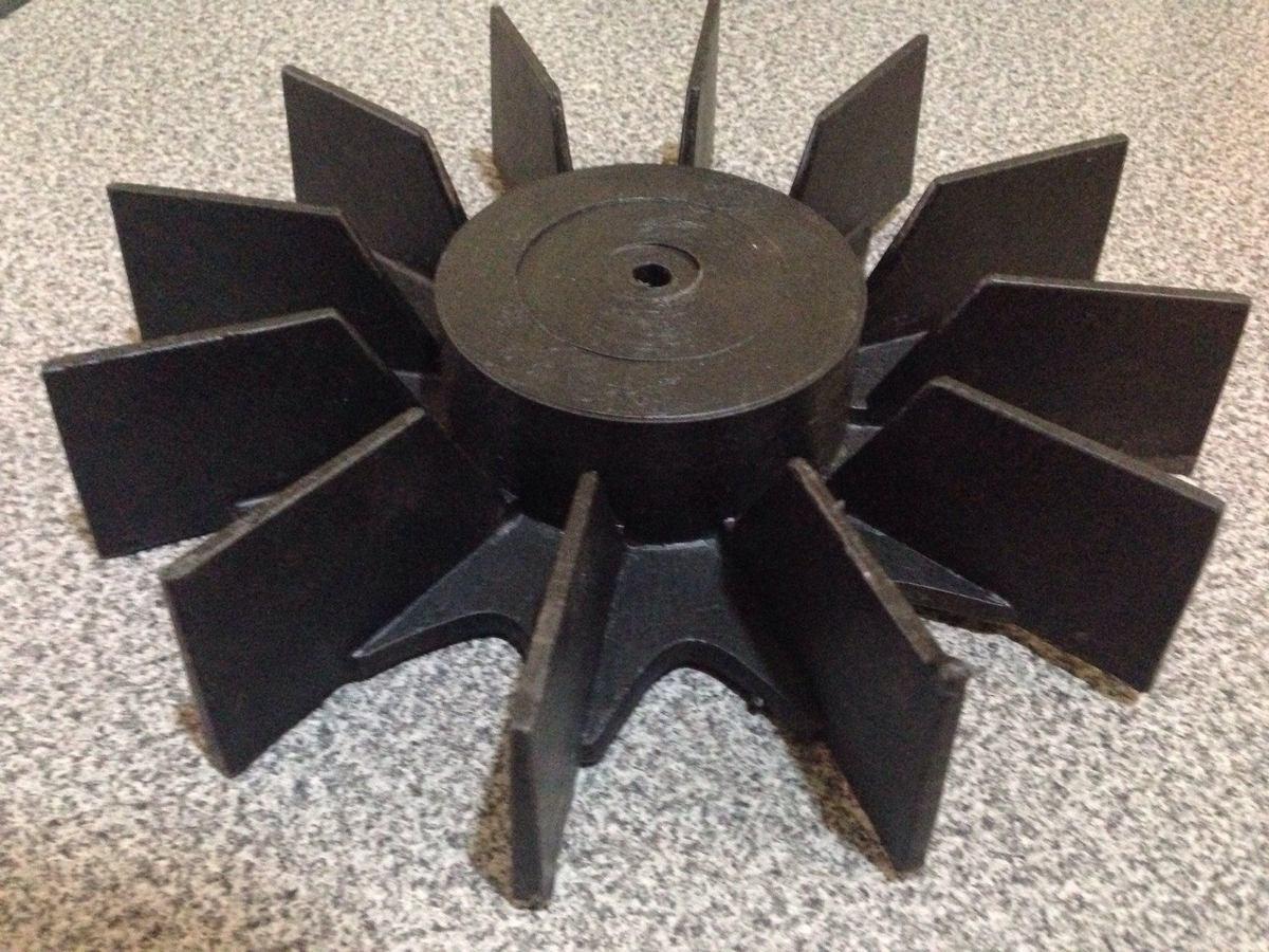 Aspa ventilador para motor y brincolin 26 cm 10 1 4 - Aspas para ventiladores ...