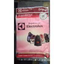 Bolsas Filtro Para Aspiradora Electrolux Modelo Ingenio