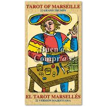 Tarot De Marsella, Versión Majestuosa De 22 Cartas.