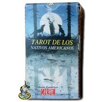 Tarot De Los Nativos Americanos - 78 Cartas Con Folleto