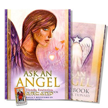 Oraculo Ask An Angel - Cartas Y Libro Grande