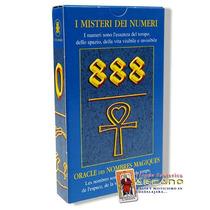 Oraculo De Los Numeros Magicos - 32 Cartas Con Folleto