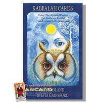 Kabbalah Cards - 33 Cartas Y Folleto