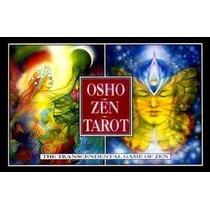 Tarot Osho Zen. Cartas Plastificadas Libro De Interpretación