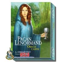 Oraculo Pagan Lenormand - 36 Cartas Y Libro Con Significado