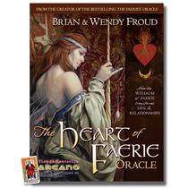 The Heart Of Faerie Oracle - 68 Cartas Y Guia En Ingles