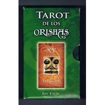 Tarot De Los Orishas!!.mazo D Cartas Plastificadas.+obsequio