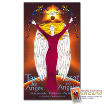 Tarot De Angeles - De Coleccion 78 Cartas Y Folleto
