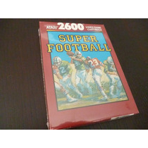 Atari 2600. Fotball Sellado