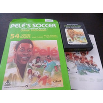 Atari 2600. Pele Soccer