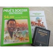 Atari. Pelé Soccer