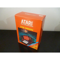 Atari 2600. Star Raiders Completo.