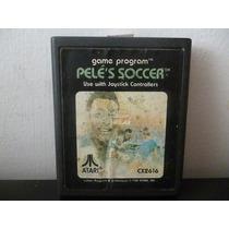 Atari 2600 Pele Soccer
