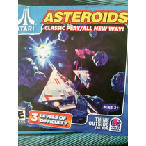 Asteroids, Juego Clasico. Atari