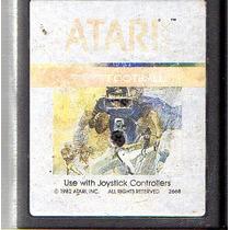 Cartucho Para Atari 2600 De Fut Bol Americano