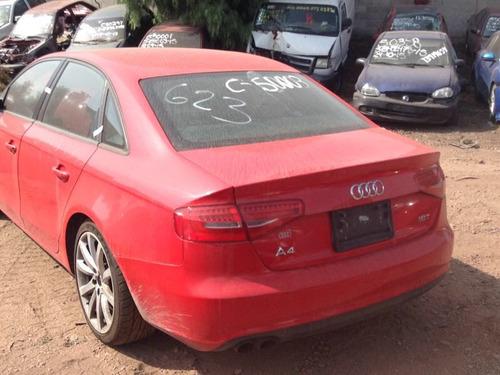 Audi A4 2013 Partes Refacciones Desarmo
