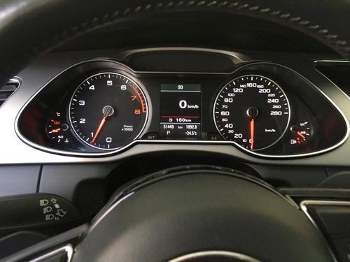 Audi A4 Modelo 2013