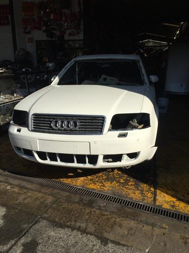 Audi A6 2004 Partes Piezas Refacciones Yonke Fr