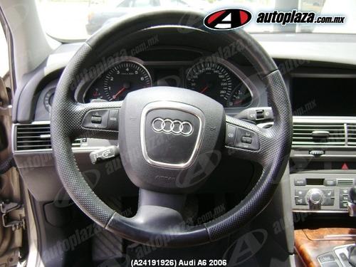 Audi A6 2006 4p Elite 4.2l Tiptronic Quattro