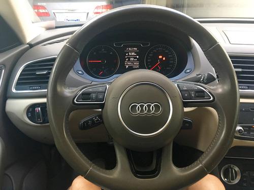Audi Q3 Turbo Diesel 2.0 2013