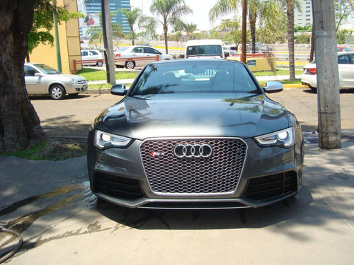 Audi Rs5 Coupe 2014 Gris