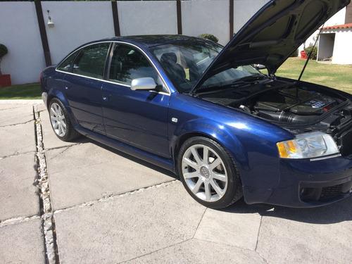 Audi Rs6 Quattro 2004