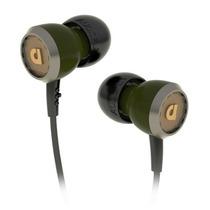 Audífonos Audiofly Af33 Ish Green Mic 1