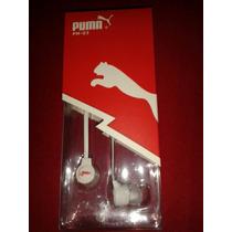 Audifonos Musica Marca Puma
