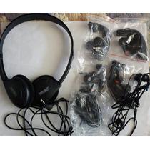 11 Audífonos (plug De Audio) A Un Super Precio.