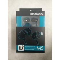 Brainwavz M5 Audifonos Para Iphone, Ipod, Mp3, Mp4 Nuevos
