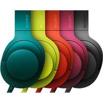 Audífonos Sony De Audio High-resolution H.ear On