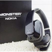 Audifonos Monster Nokia Purity Hd 3.5 Nuevos En Caja