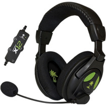 Turtle Beach Ear Force X12 Audifonos
