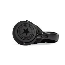 Audífonos Black Market Black Con Control De Volumen